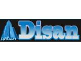 Логотип Дисан