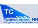 Логотип Транссервис-НН