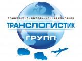 Логотип ТрансЛогистикГрупп