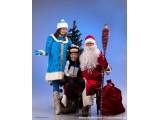 Логотип Студия Деда Мороза