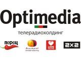 Логотип ТРХ Optimedia