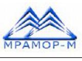 Логотип Мрамор-М, ООО