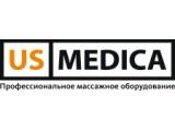 Логотип US MEDICA Нижний Новгород