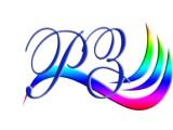 Логотип Питомник шпицев Рапсодия Звезд