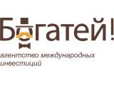 """Логотип Агентство международных инвестиций """"Богатей!"""", ООО"""