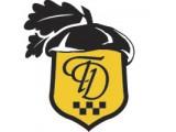Логотип Такси «Дубровка»