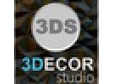 Логотип 3DEKOR
