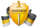 Логотип Jobmens