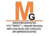 """Логотип ООО """"МИРАС"""""""