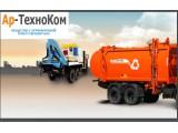 Логотип АР-ТехноКом, ООО